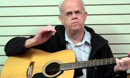 How to Play the D Chord on Guitar – Acoustic Guitar Lesson – Chords