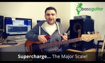 How To Play Scales In Thirds On The Bass Guitar