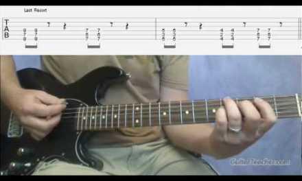 Drop D Tuning – 10 Famous Guitar Riffs – Video Lesson (www.GuitarTeacher.com)