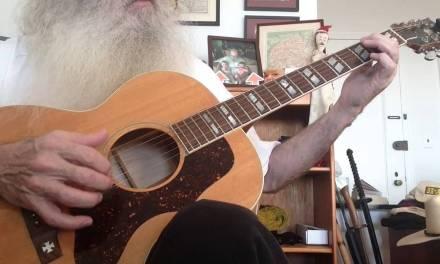 Guitar Lesson Open D Slow Blues