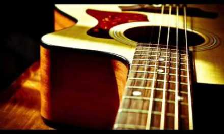 Slow Acoustic Ballad Guitar Backing Track In D Major