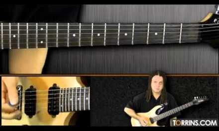 Phrygian Mode Guitar Lesson – Understanding the mode for Improvisation