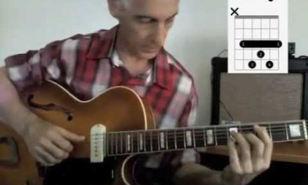 """How to Play """"Peg"""" (by Steely Dan) on Guitar"""