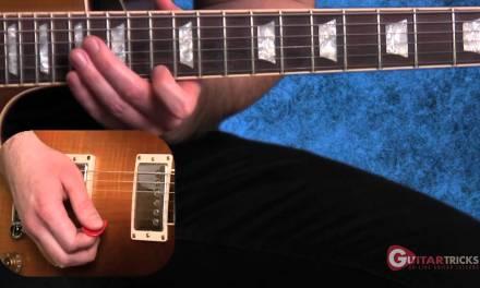 Sweep Picking Lesson 2 – Rock Guitar Lesson – Guitar Tricks 76