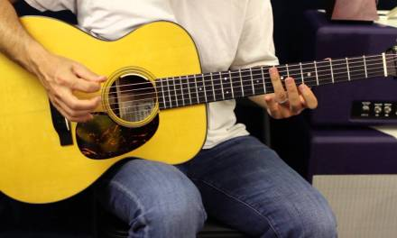 Rhythm And Scale Warm-Ups – Guitar Lesson – Practice Routine