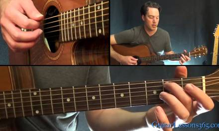 The Rain Song Guitar Lesson – Led Zeppelin