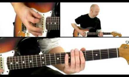 Improv Guitar Lesson – #2 Pentatonic Phrasing – Oz Noy