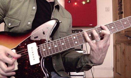 Johnny B Goode by Chuck Berry, Part 2: Rhythm | Guitar Lesson | Accurate and Complete