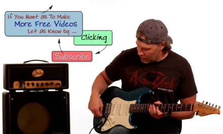 Scott Henderson Blues Guitar Lesson – Jimi Hendrix & Stevie Ray Vaughan style Solo Lesson