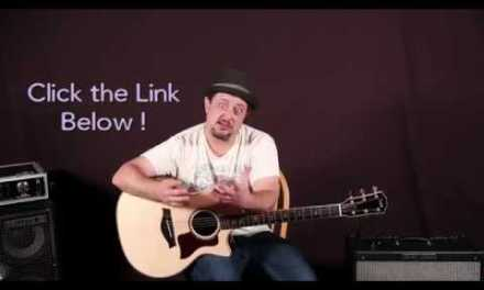 Gorgeous Chords (60 seconds to play a HIT song) For Beginners
