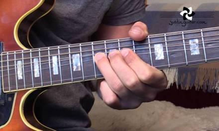 Blues Lick: Albert King Style (Guitar Lesson BL-509)