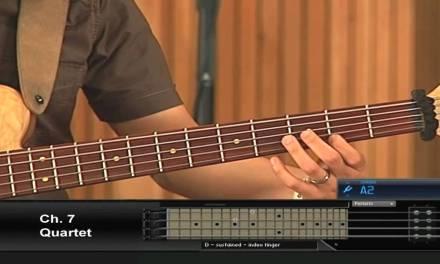 Learn Urban and Gospel Bass Guitar – Learn Gospel Quartet on Bass: Visit GospelBass.com