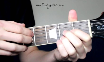 Thinking Out Loud Chords | Ed Sheeran Guitar Tutorial | How to play