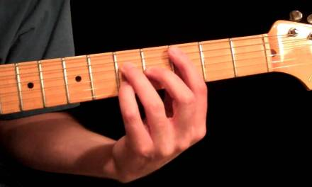 Guitar Lesson – Easy Chord Extensions – Jazz – Blues – Rock – Country – Fender Strat Gibson
