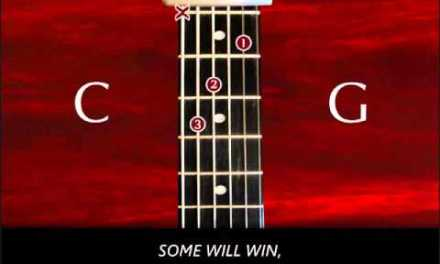 Learn How To Play Don't Stop Believing  – Journey –  Guitar Tutorial With Chords and Lyrics