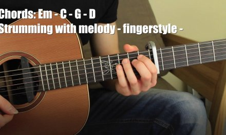 Despacito by Luis Fonsi ft Justin Bieber Acoustic Guitar Lesson in Fingerstyle