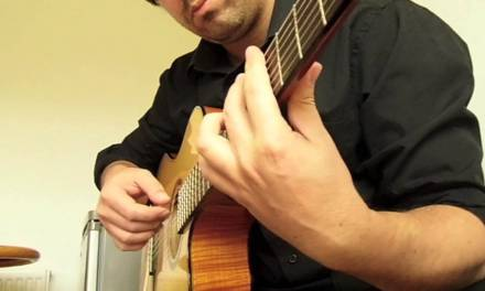 Song for whoever – Beautiful South played / Classical Guitar
