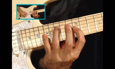 Richie Kotzen Guitar Licks/lesson – Part 1
