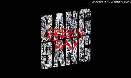 Green Day – Bang Bang (Guitar backing track)