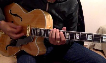 jazz guitar blues piero masciarelli