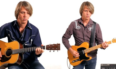 Electric Guitar vs. Acoustic in Country   Country Guitar