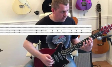 How To Play Queen – One Vision – Beginner Guitar Lesson