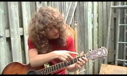 """How to play """"Travelling riverside blues"""", by Led Zeppelin.[Tutorial]"""