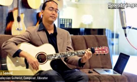 Epic Simple Guitar Chord Shapes   Mini Guitar Lesson #4 by Az Samad