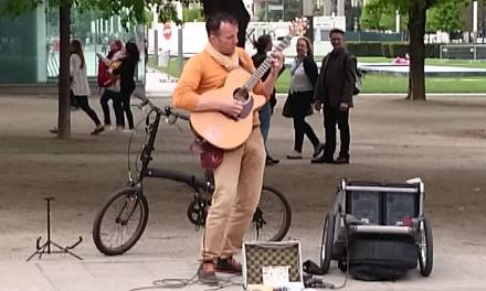 Incredible street cover of Stairway to Heaven