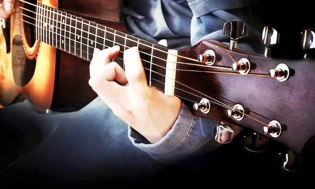 How to Play Jazz Chords   Fingerstyle Guitar