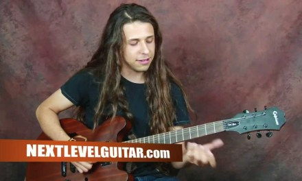 Jazz up your Pentatonic Blues scales Charlie Parker Dizzy Gillespie inspired lead guitar lesson