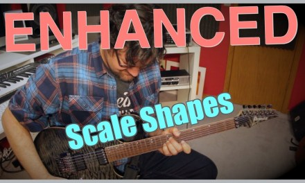 Guitar Scale Shapes Every Players Should Know