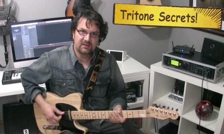 Tritone Substitution Lesson