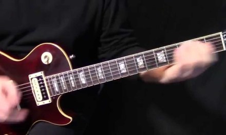 "how to play ""Funk #49"" on guitar by The James Gang Joe Walsh – rythym guitar lesson"