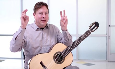 Classical Guitarist Jason Vieaux on Playing More Musically, and His Gernot Wagner Guitar