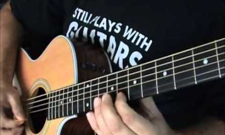 Day Is Gone – Noah Gundersen Guitar Lesson & TAB Sons of Anarchy SoA