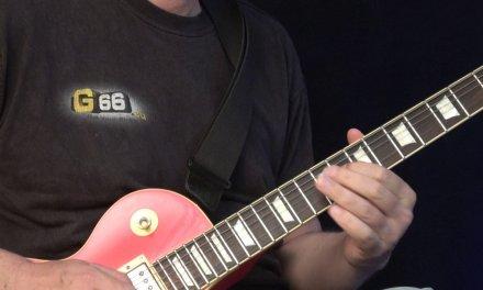 Advanced Blues Improvisation Exercise ( C ) – Guitar Lesson