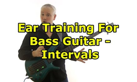 Ear Training For Bass Guitar – Intervals