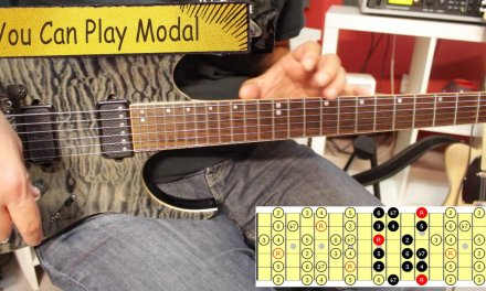 How To Use Modes In Your Guitar Solos – Part 2