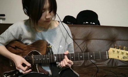 """tricot – How to play """"DeDeDe"""" on Side Guitar"""