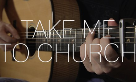 Hozier – Take Me To Church – Fingerstyle Guitar Cover By James Bartholomew