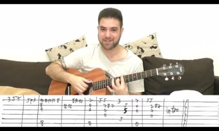 Fingerstyle Tutorial: Girls Just Want to Have Fun (It's AWESOME!) – Guitar Lesson w/ TAB