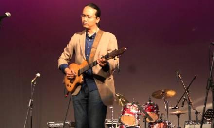 Pinata (Jazz Blues Solo Electric Guitar) – Az Samad | Live at Blues & Roots Festival, Malaysia