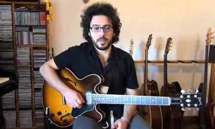 Massimo Greco – Jazz Guitar Lesson II V I MINOR – Riff 2 (chitarra jazz- 2 5 1 Pat Martino Style)