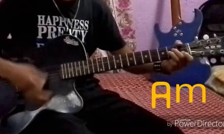 Chihan ki pari Guitar lesson with chords