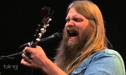 Chris Stapleton – Sometimes I Cry (Bing Lounge)