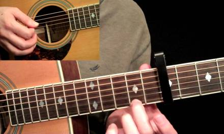 The Beatles – Here Comes The Sun Guitar Lesson Pt.1 – Verse, Chorus & Turnaround