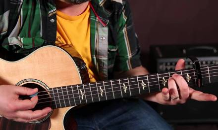 "Brandi Carlile ""Wherever is Your Heart"" Chords and Rhythm Guitar Lesson, Easy chords, Acoustic"