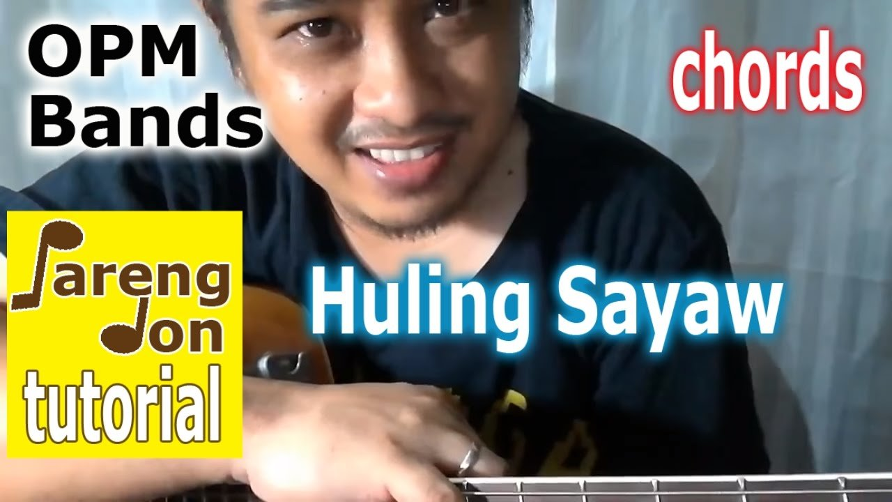 Huling Sayaw Chords Kamikazee Acoustic Guitar Tutorial Lyrics