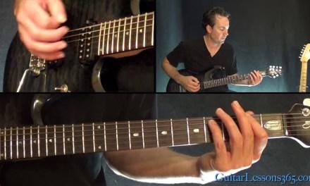 Metallica – Ride the Lightning Guitar Lesson (Chords/Rhythms)